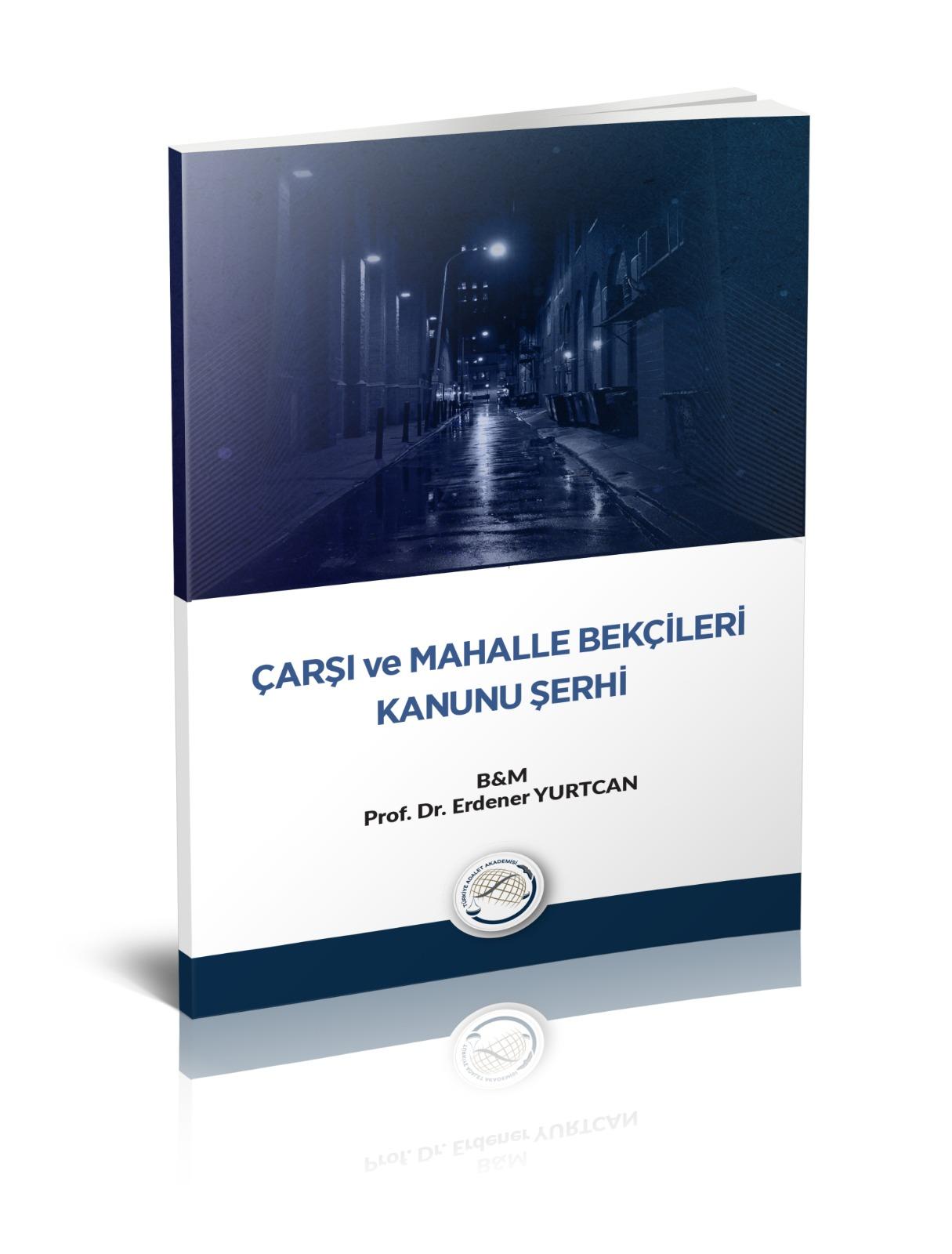 turkiye adalet akademisi yayinlari